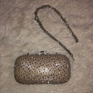 INC evening bag used ONCE for prom